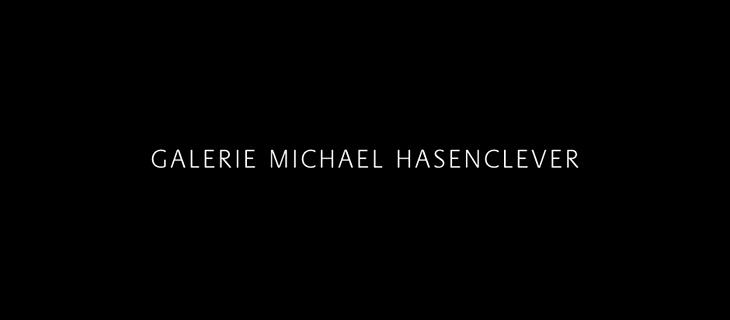Galerie Michael Hasenclever
