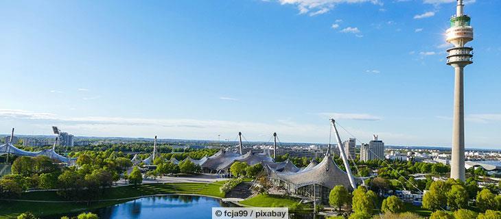 Kleine Olympiahalle | München Online