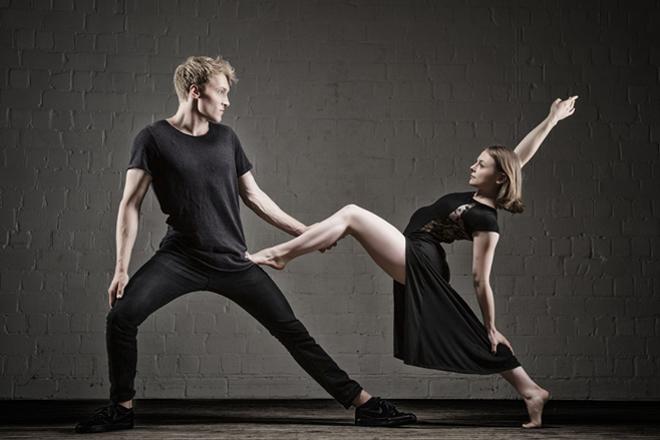 Das Duo Julia & Lukas