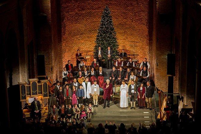 Münchner Weihnachtssingen