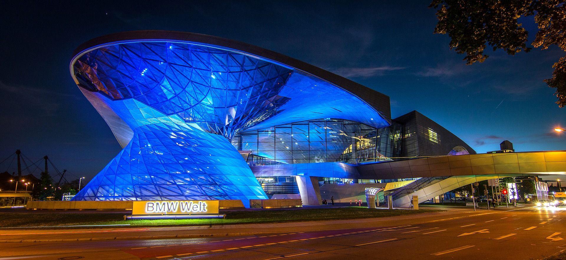 Die BMW-Welt in München (c) pixabay