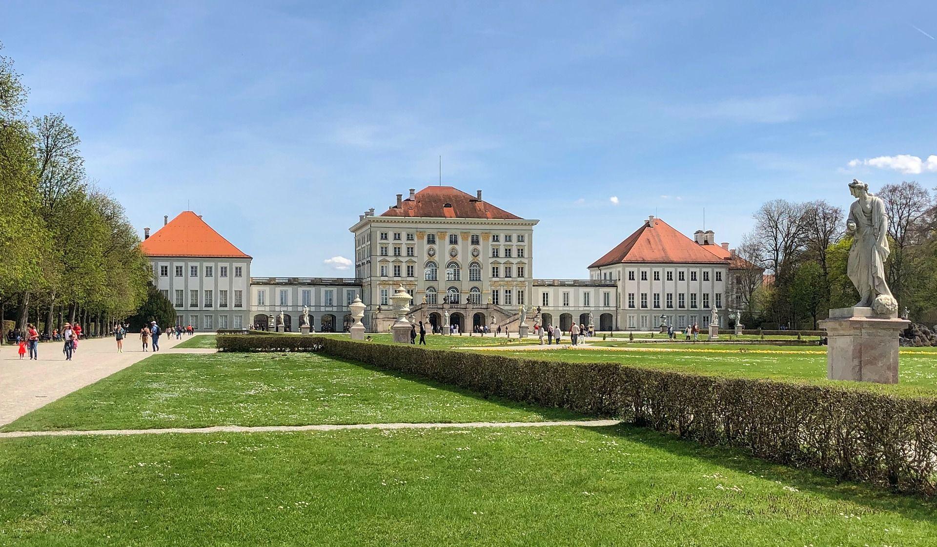 Schloss Nymphenburg (c) pixabay