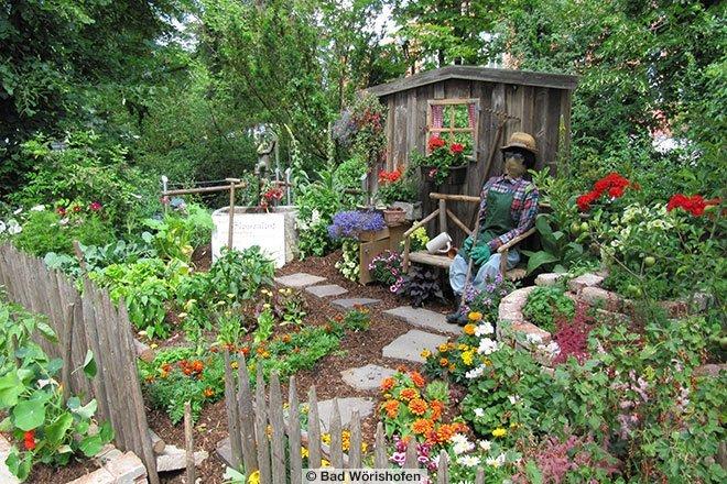 Gartenausstellung blumenlust statt alltagsfrust in bad for Gartenausstellung munchen