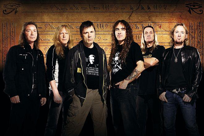 Iron Maiden (c) John Murtrie / Iron Maiden Holdings