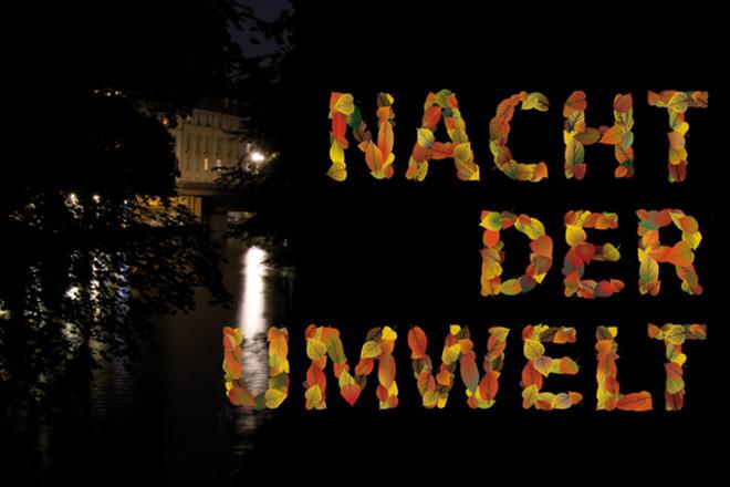 Logo der Nacht der Umwelt
