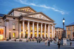 Oper in München/ Kinderführungen
