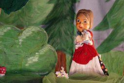 Theater für Kinder: Puppentheater