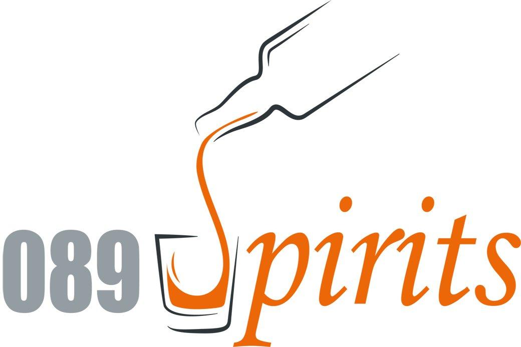Werbeemblem der Messe 089 Spirits