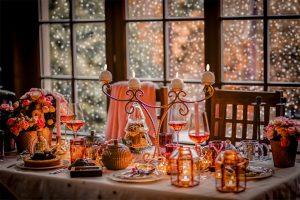 The Westin Grand München lädt zum festlichen Gaumenschmaus am Weihnachtsabend und zur eleganten Silvester-Gala