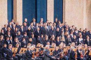 Solisten, Chor und Orchester der Passionsspiele Oberammergau