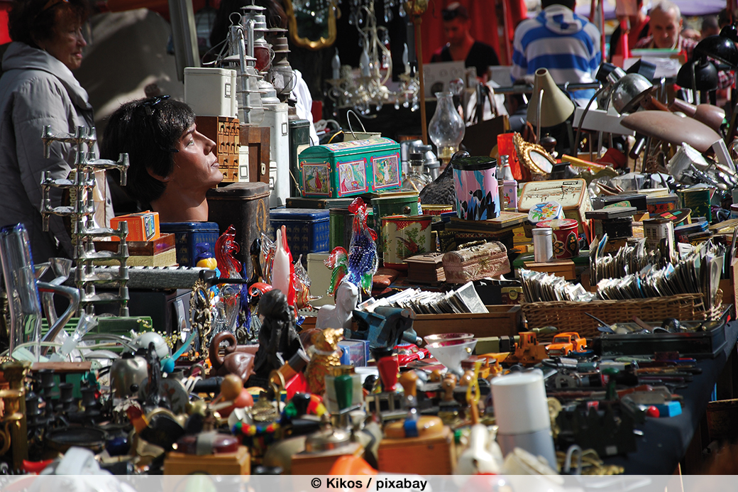 BRK-Flohmarkt