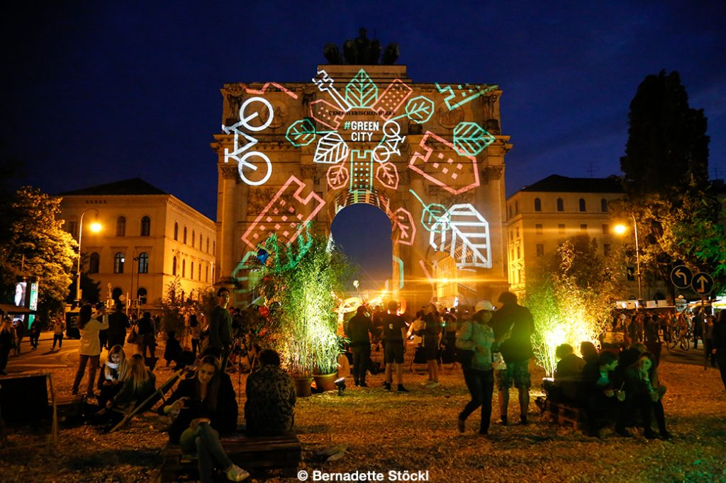 Streetlife Festival, Wochenende