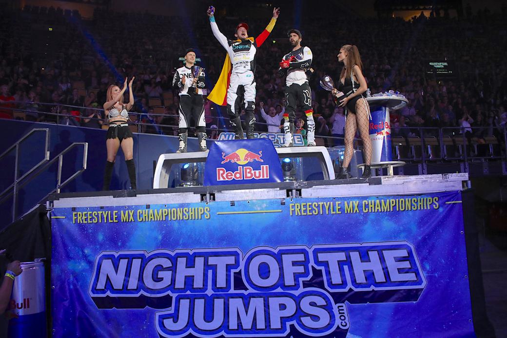 Fotografie von Luc Ackermann – Gewinner bei Night of the Jumps 2019