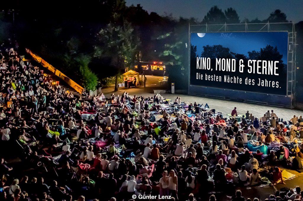 Kino, Mond & Sterne, Wochenende