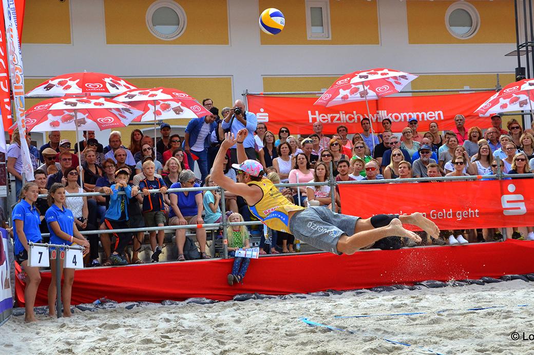 Bayerische Beachvolleyball Meisterschaft