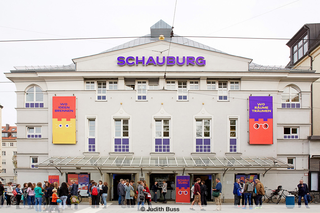 Die Schauburg macht tolles Theater für Kinder und Jugendliche in München.