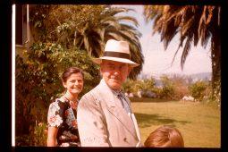 Democracy will win, Thomas Mann und Elisabeth Mann