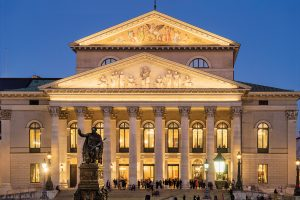 Maria Callas, Nationaltheater Munich