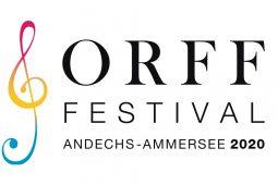 Orff Festival, 0720OrffFestspiele