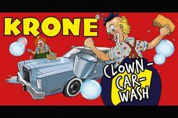 Circus Krone, Clown Car_Wash_Zirkus_Krone_1040x693