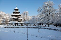 Münchens, München, Gärten, Parks, DSC_4288_Englischer_Garten_Schnee