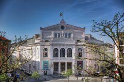 Gärtnerplatztheater, Gaertnerplatztheater_Fruehling